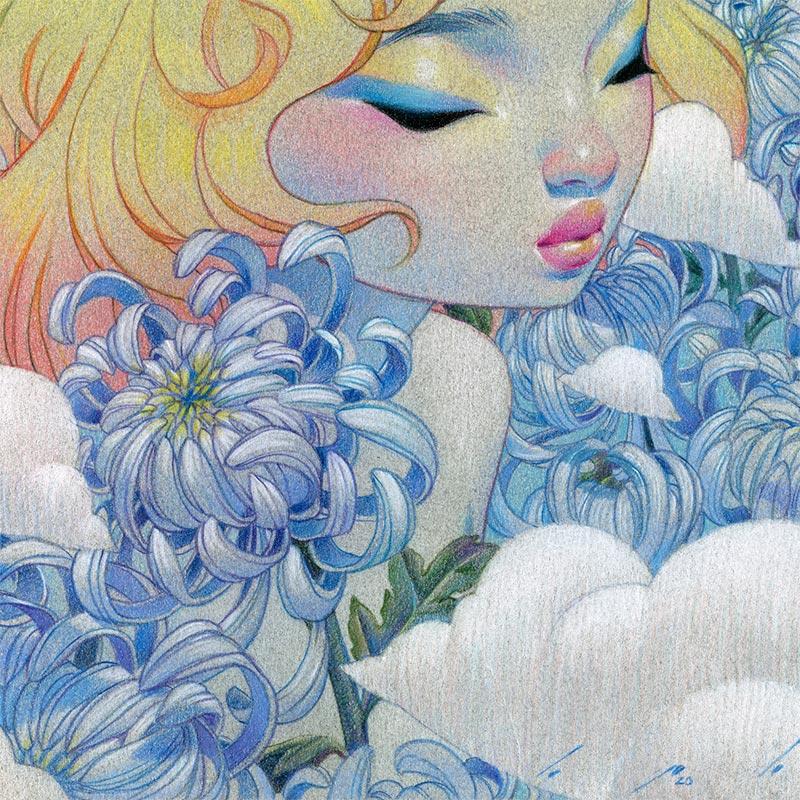 Bao Pham - Chrysanthemum Sky (Detail 3)