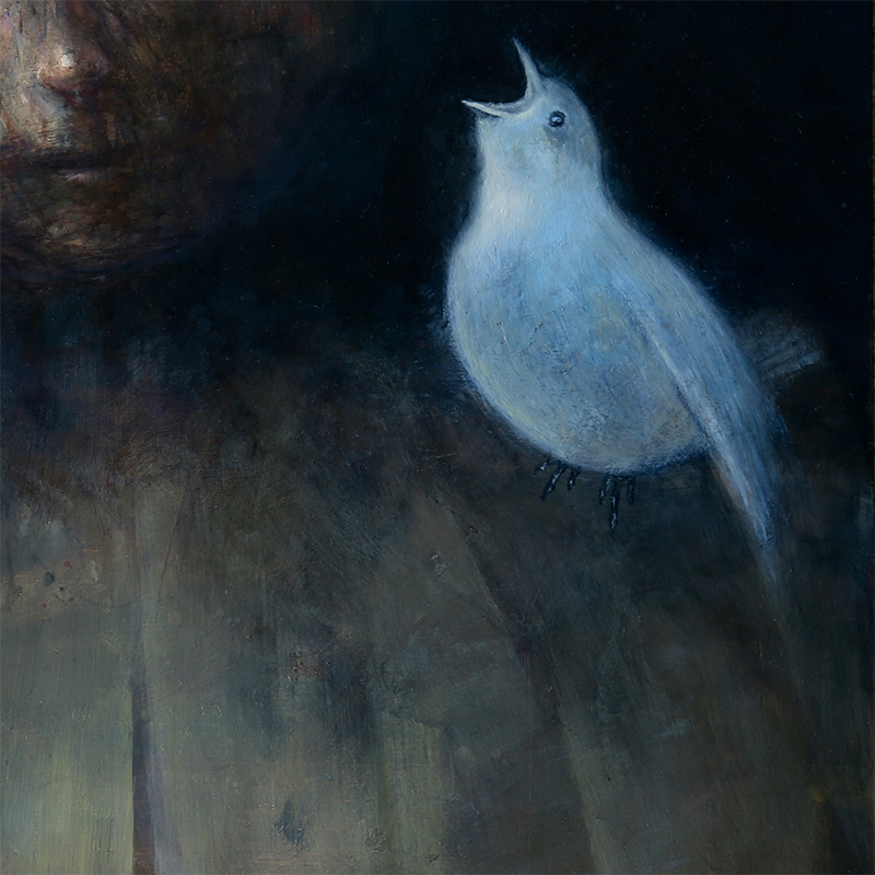 Brad Gray - Blue Song (Detail 2)