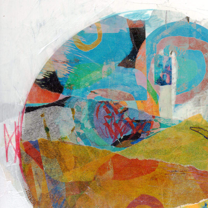 Eli Minaya - Sun (Detail 1)