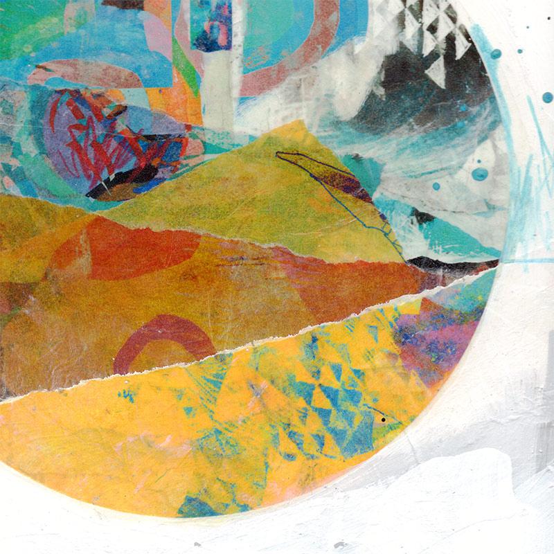 Eli Minaya - Sun (Detail 2)