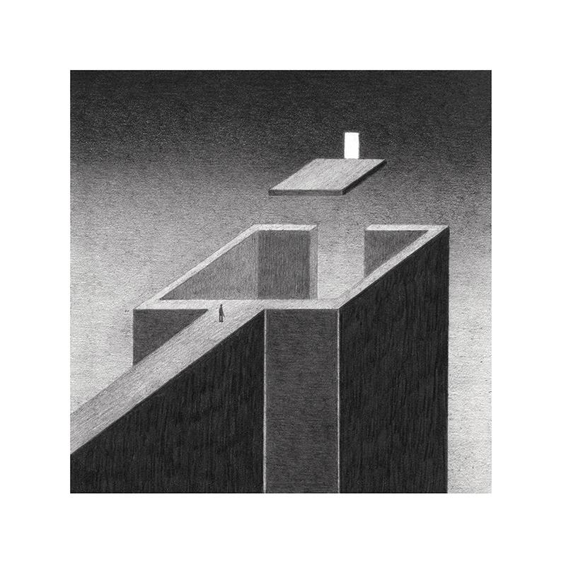 James Lipnickas - Light in the Dark (Border)