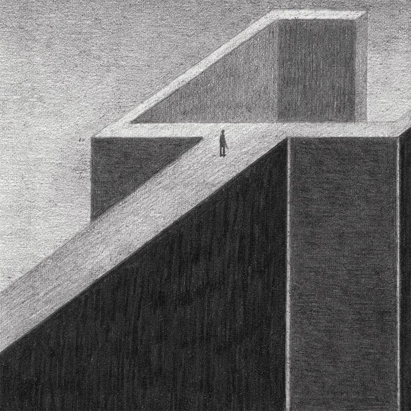 James Lipnickas - Light in the Dark (Detail 1)