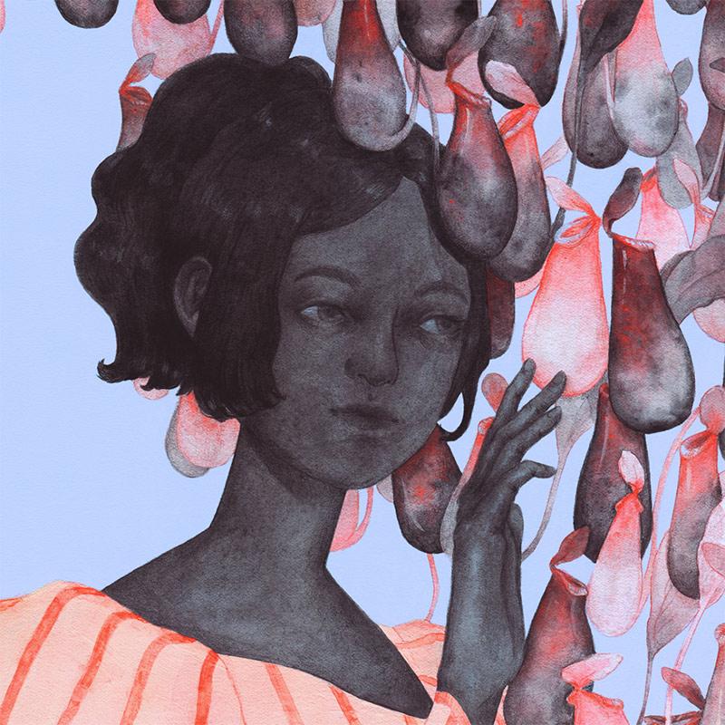 Kristin Siegel-Leicht - I'm Not That Fragile (Detail 1)
