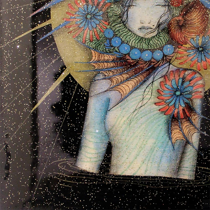 Olivia Rose - Sea Princess (Detail 1)