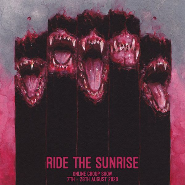 Ride the Sunrise - Shop Thumbnail (Dusty Ray)
