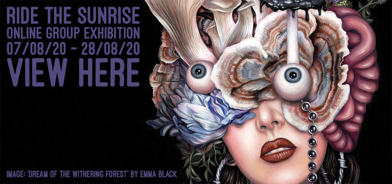 Ride the Sunrise - Website Banner (Emma Black)