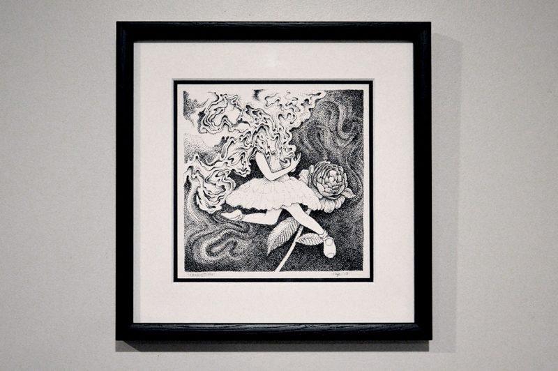 Tim Ingle - Combustion (Framed - Front)