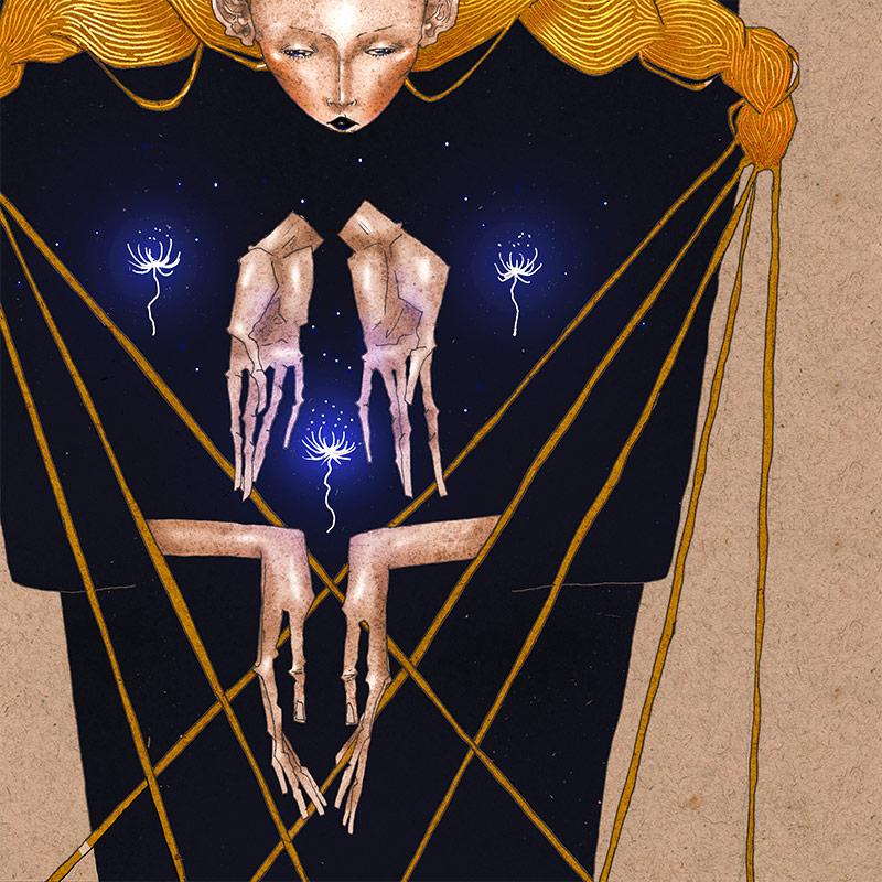 DEMO - Soul Triad (Detail 2)