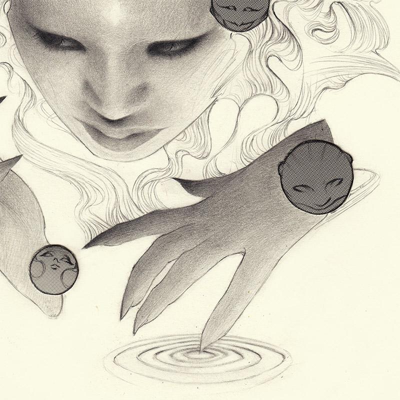 Jessica Taylor - Deception (Detail 2)