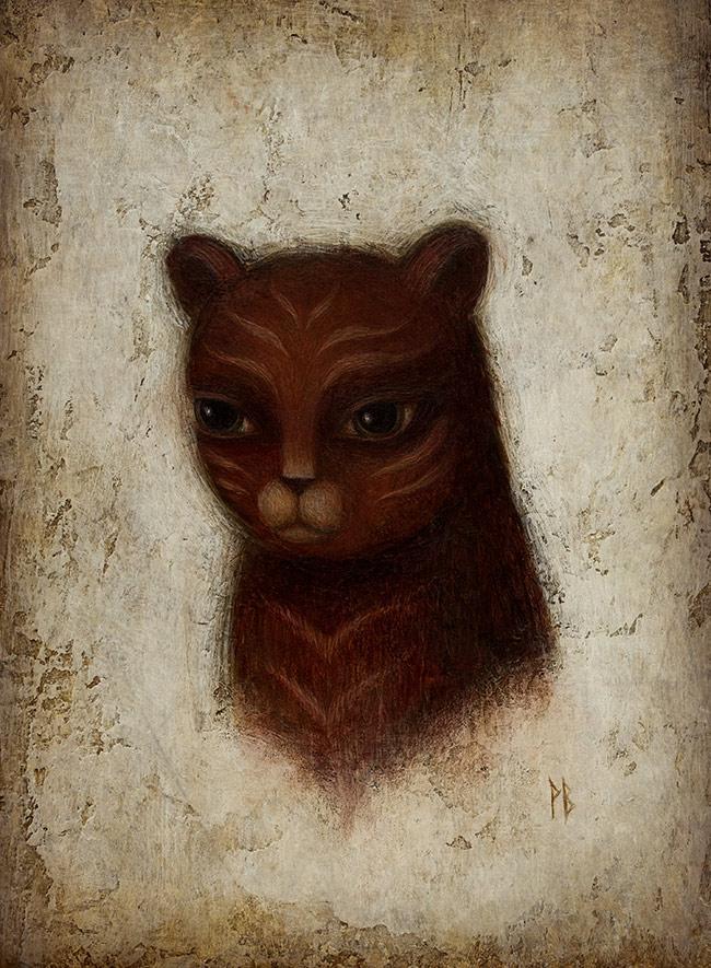 Paul Barnes - Tiger