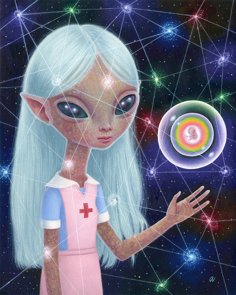 Ana Bagayan - Cosmic Nurse
