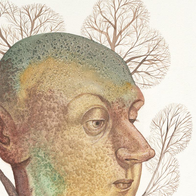 Anita Kunz - Natural Alchemy (Detail 1)
