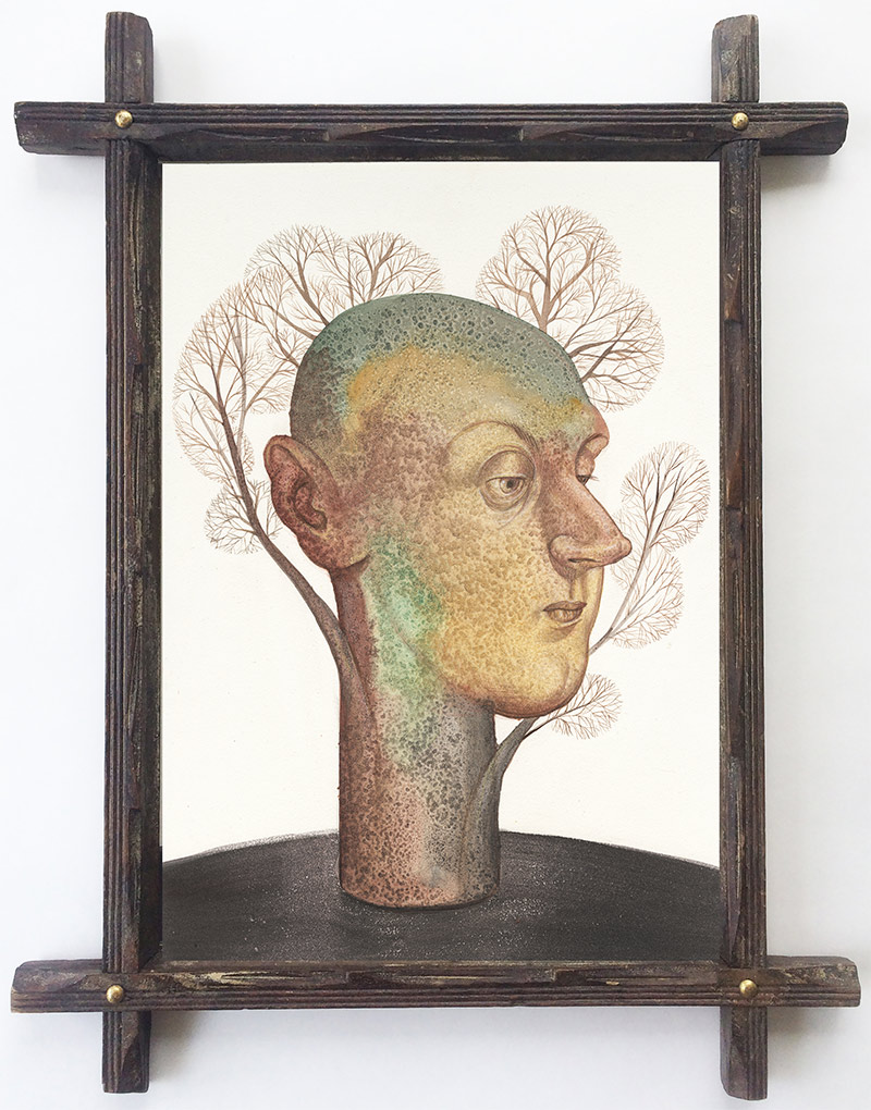 Anita Kunz - Natural Alchemy (Framed 1)