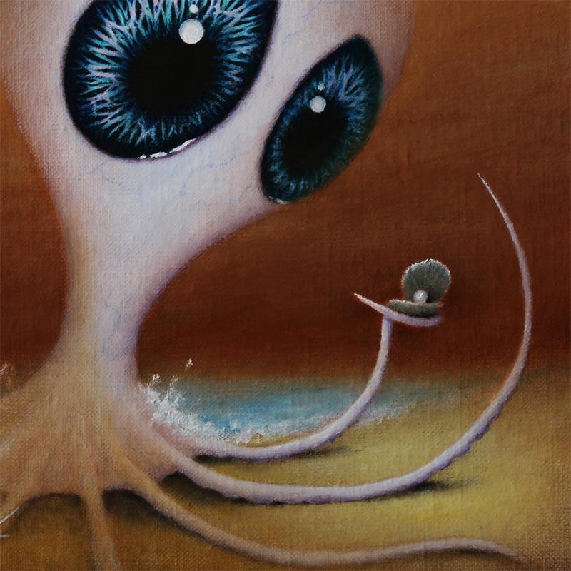 August Vilella - Octopus (Detail 2)