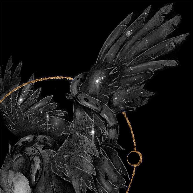 Brian Serway - Mortal Coil (Detail 1)