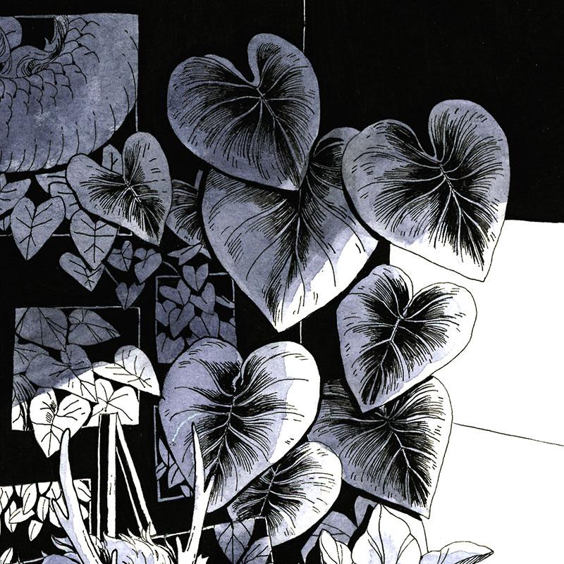 Caroline Jiin Choi - Portals (Detail 2)