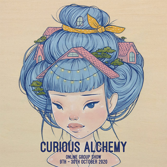 Curious Alchemy - Shop Thumbnail (Alyssa Mees)