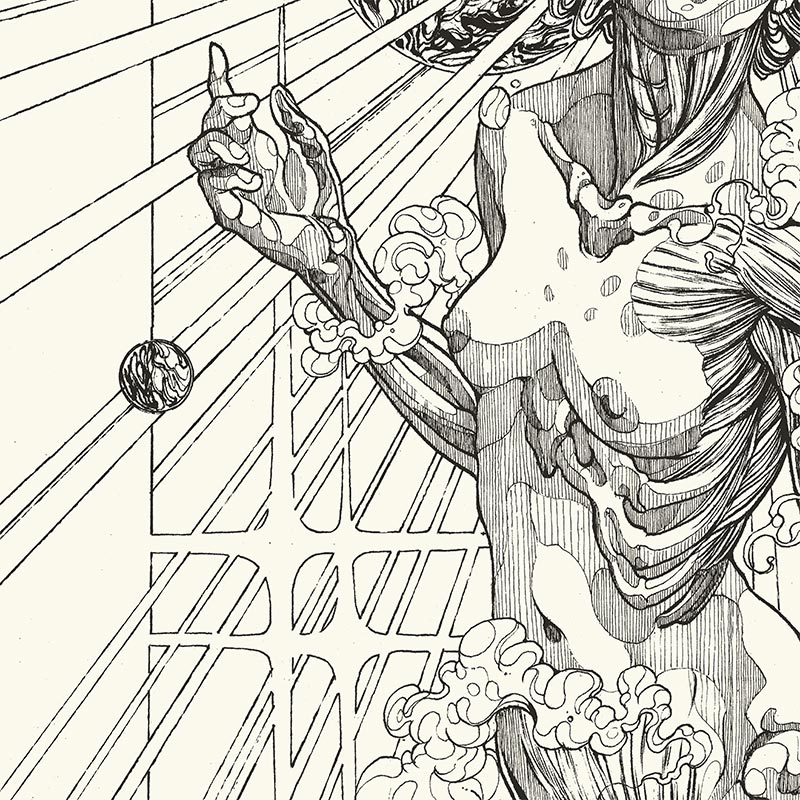 Diego Andrade - Despertar (Detail 2)