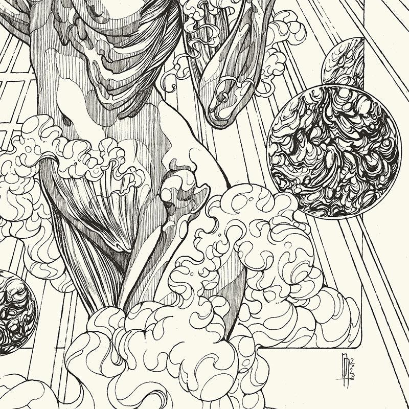 Diego Andrade - Despertar (Detail 3)