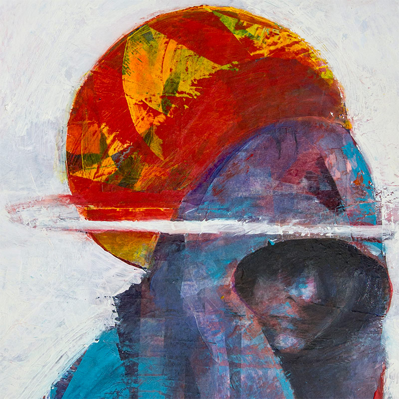 Eli Minaya - Out from Within (Detail 1)