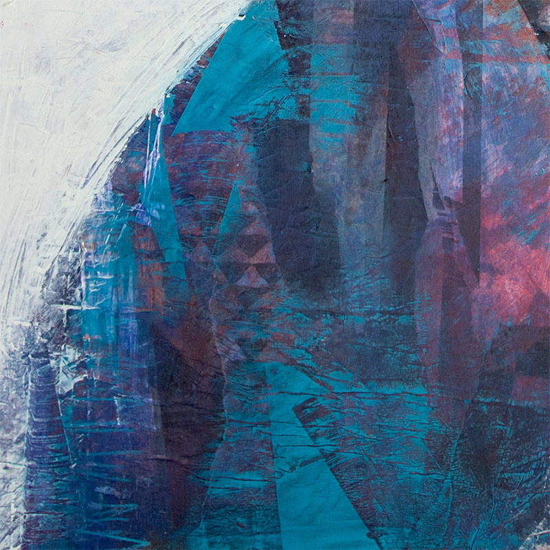 Eli Minaya - Out from Within (Detail 2)