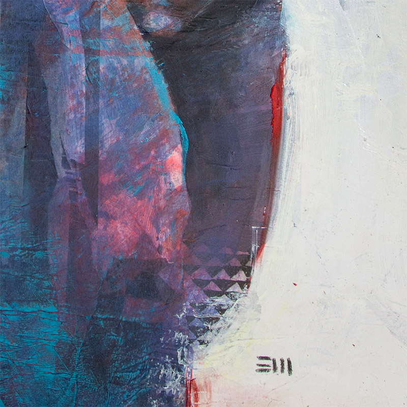 Eli Minaya - Out from Within (Detail 3)
