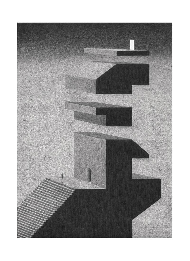 James Lipnickas - Above is Below (Border)