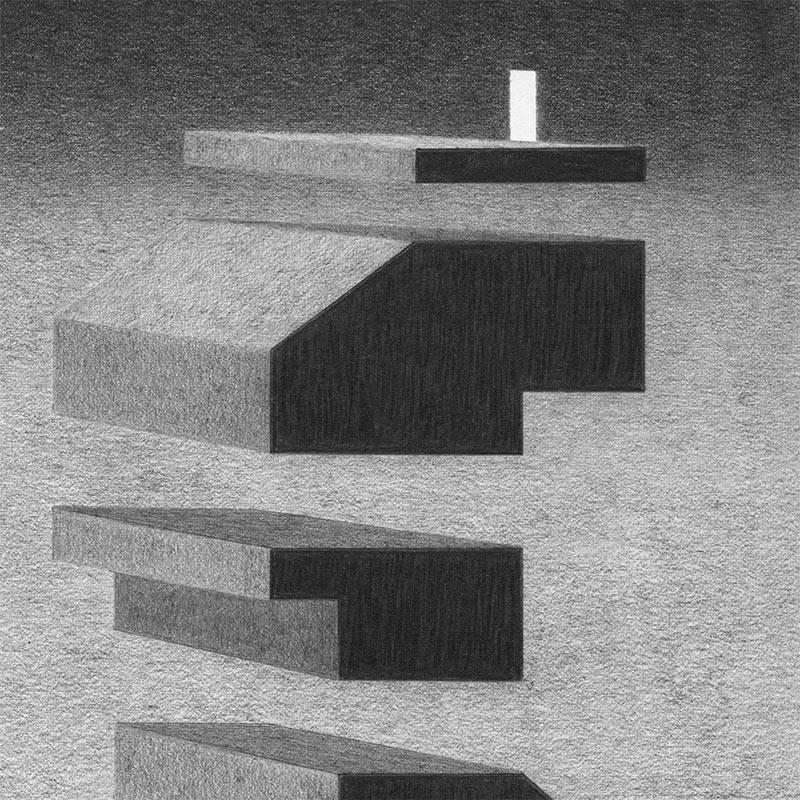 James Lipnickas - Above is Below (Detail 1)