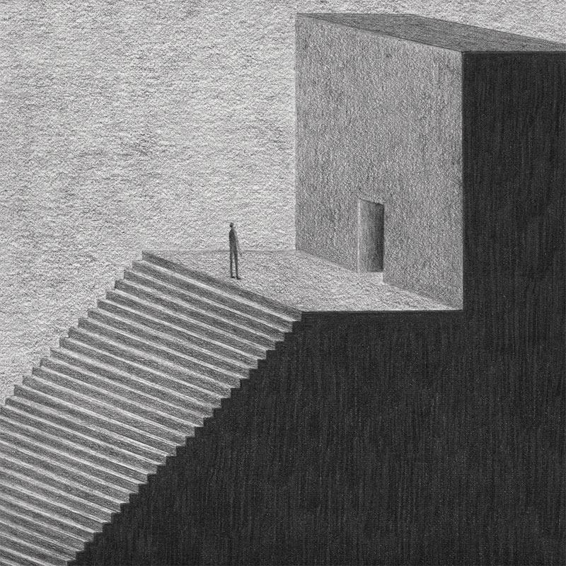 James Lipnickas - Above is Below (Detail 2)