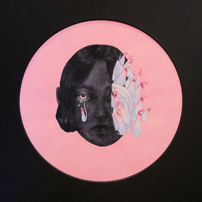 Kristin Siegel-Leicht - Devour (Detail 3)