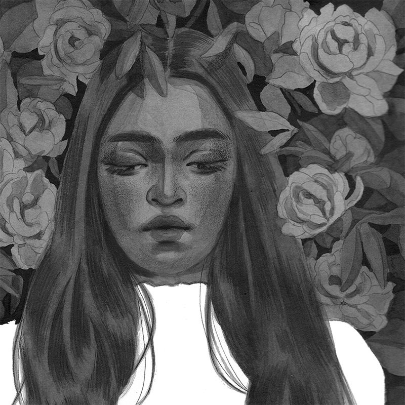 Paulette Jo - Lullaby (Detail 1)
