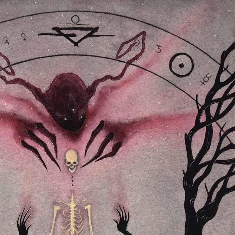 Xavier Ortiz - Esoteric (Detail 1)