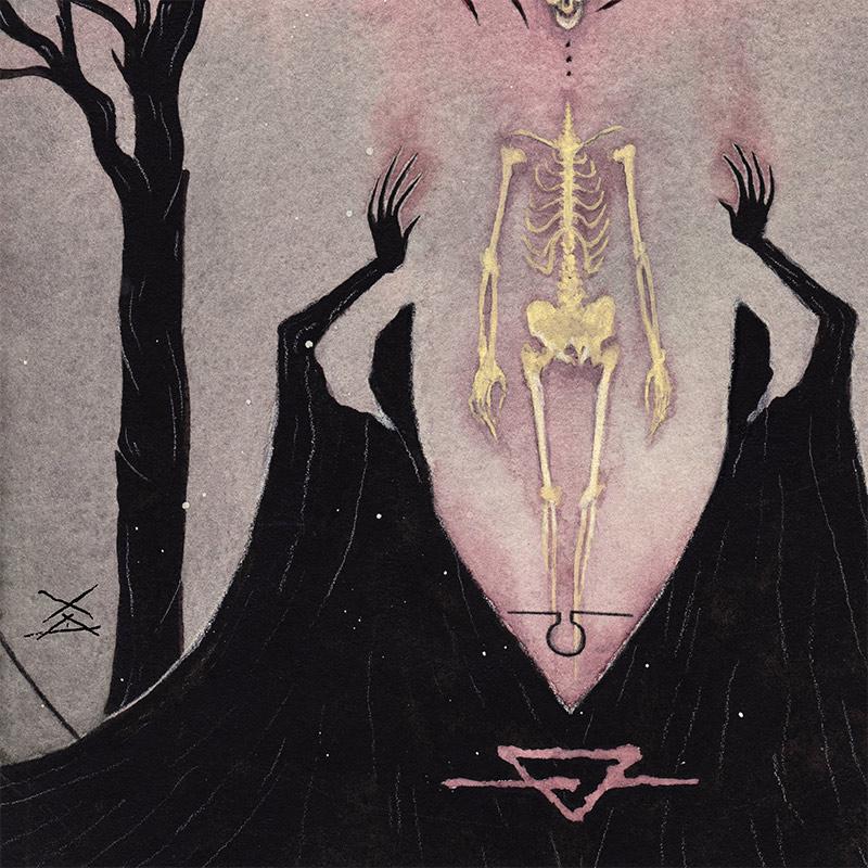 Xavier Ortiz - Esoteric (Detail 2)