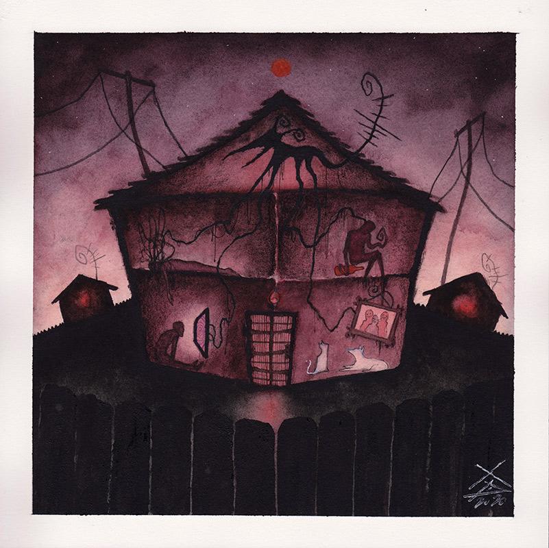 Xavier Ortiz - Rumination (Border)