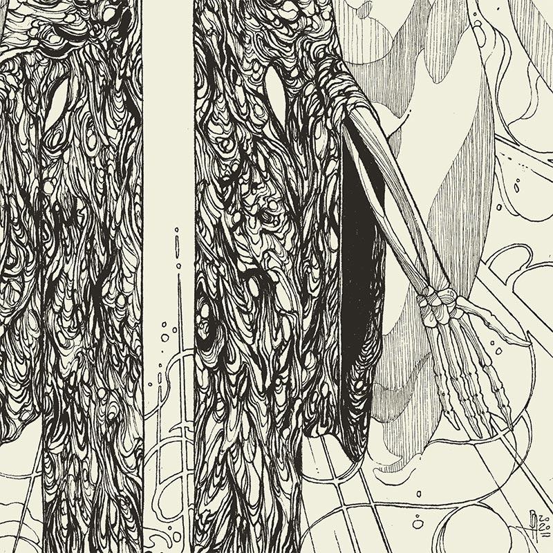 Diego Andrade - Split (Detail 3)