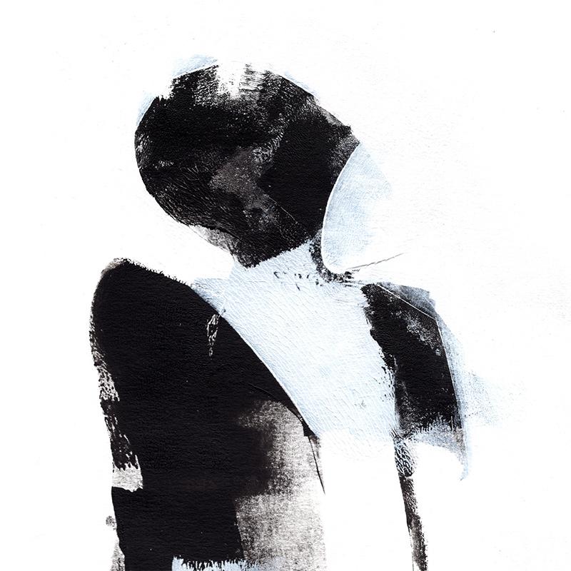 Eli Minaya - Listen-Silent (Detail 1)