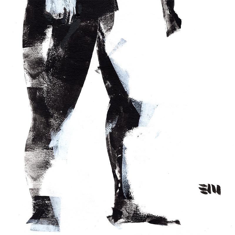 Eli Minaya - Listen-Silent (Detail 3)