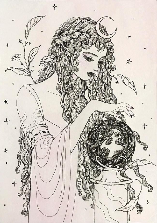 Janaina Medeiros - Crystal Ball