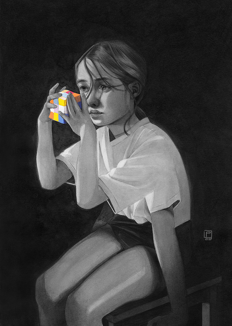 Paulette Jo - Diffraction