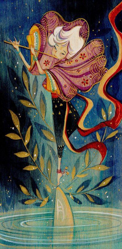 Alina Chau - Moon Spirit