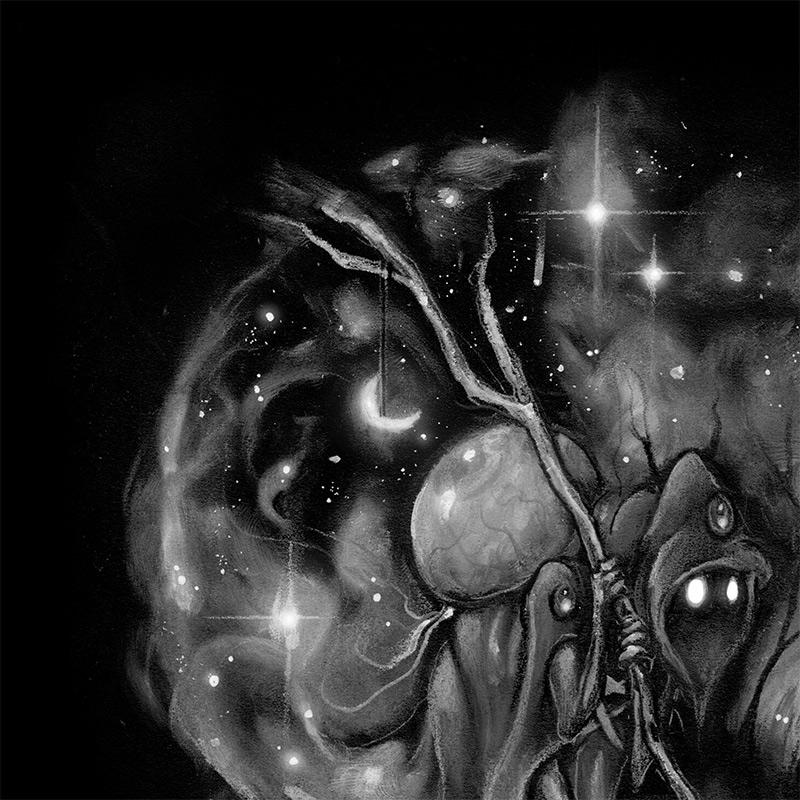 Brian Serway - The Sleeper Awakens (Detail 1)