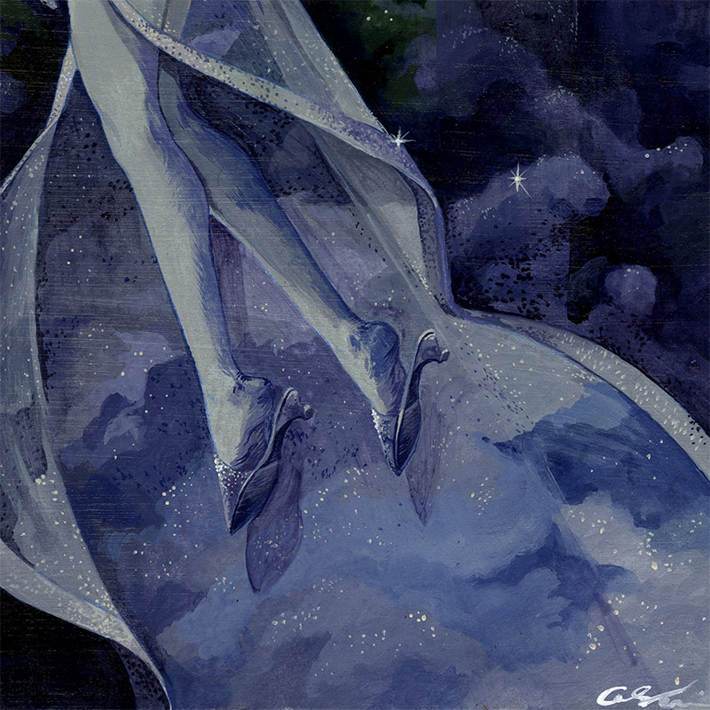 Colin Verdi - Nyx (Detail 2)