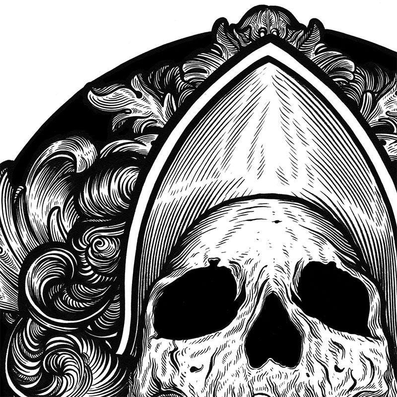 J. M. Dragunas - Death Circle (Detail 1)