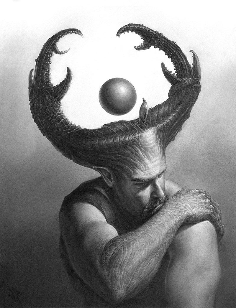 John Kelly Pevahouse - Crios, Bearer of the Cosmos