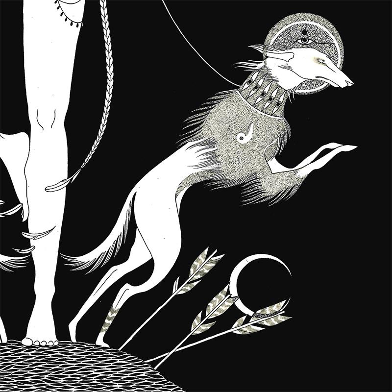 Marina Mika - Sun Dogs (Detail 3)