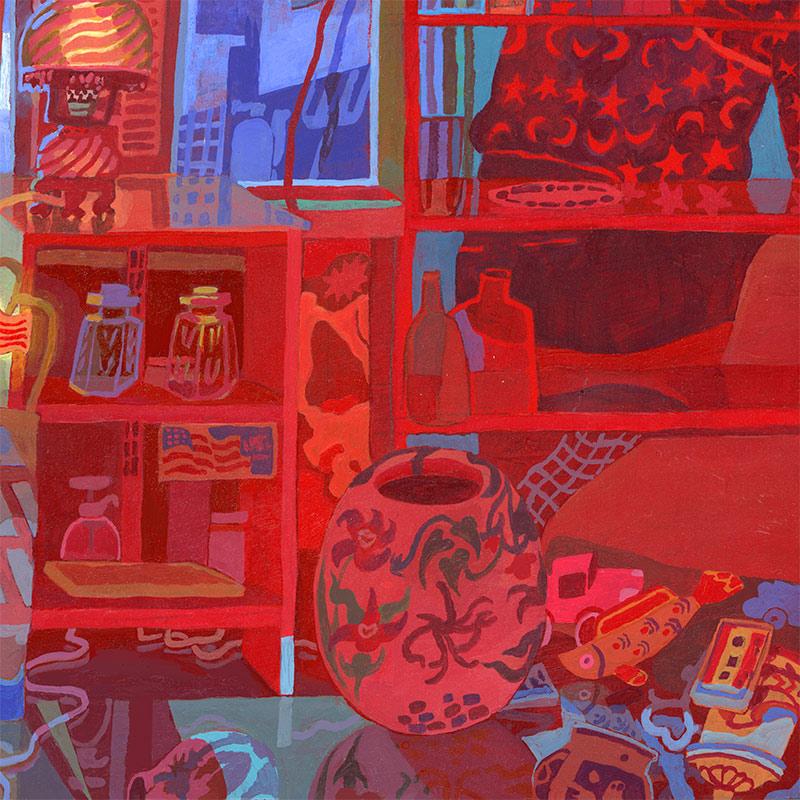 Savanna Judd - The Collector 1 (Detail 4)