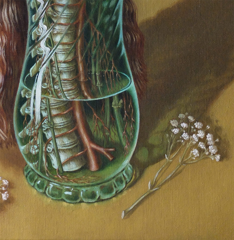 Baptiste Hersoc - Still Life (Detail 3)