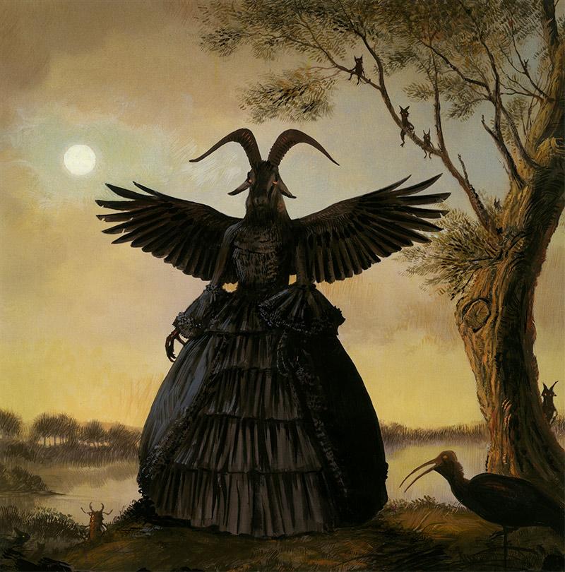 Bill Mayer - The Ritual