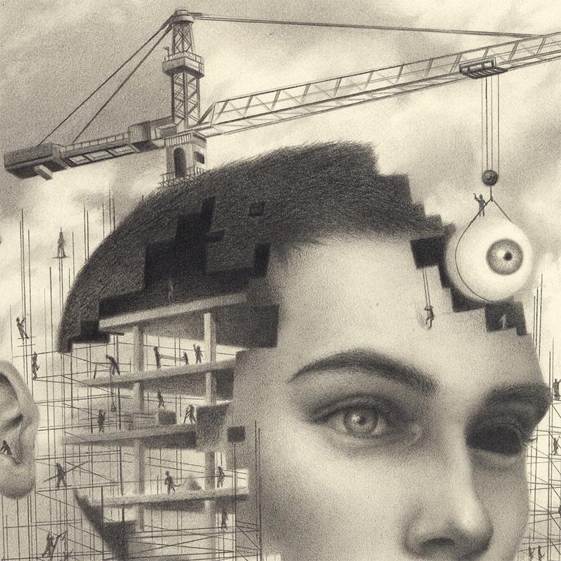 Carlos Fdez - Under Construction (Detail 1)