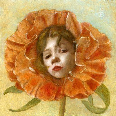 Deirdre Sullivan-Beeman - Flower Girl Too
